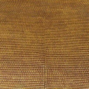 Lizard Leather - Metallic Gold